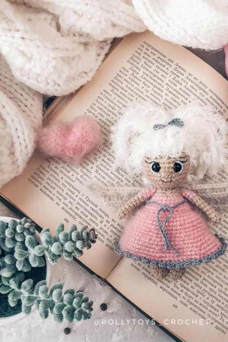 Crochet PATTERN doll angel crochet toy amigurumi doll amigurumi toy crochet doll crochet patterns amigurumi pattern doll pattern angel